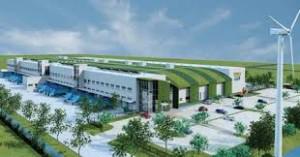 green warehousing