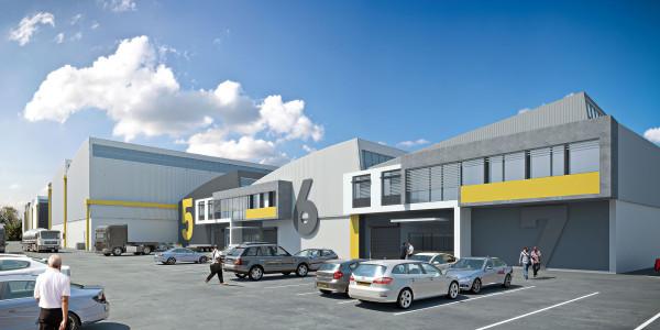 Light Industrial New Development Cape Industrial Properties